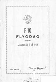 Flygdag 1950